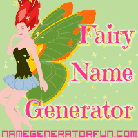 The Fairy Name Generator