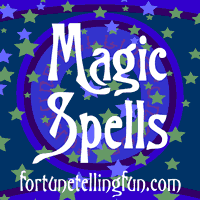 Just for Fun Magic Spell Generator